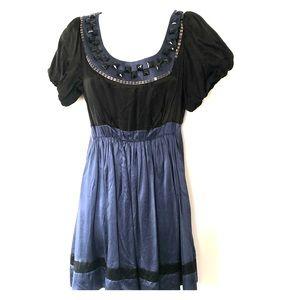 EUC Kensie Silk Dress sz 8